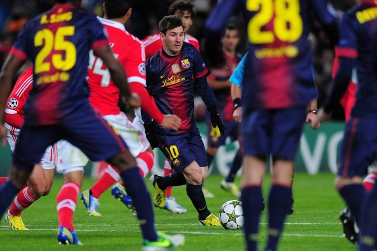 60 Minutes Spotlights the Success of FC Barcelona