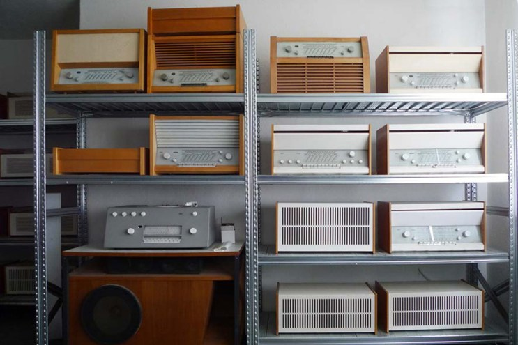 A 1,000-Piece Dieter Rams Braun Design Collection is Up for Sale