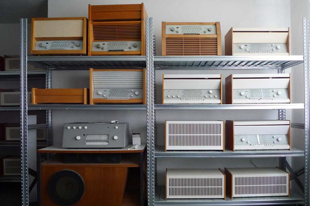 a 1000 piece dieter rams braun design collection is up for sale