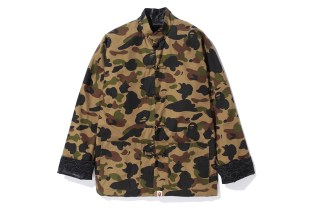 A Bathing Ape 1ST CAMO Traditional Chinese Garments