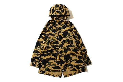A Bathing Ape 2013 Spring 1ST CAMO ARMY JACKET