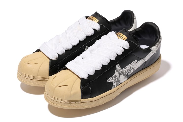 "A Bathing Ape 2013 ""Year of the Snake"" SKULLSTA"