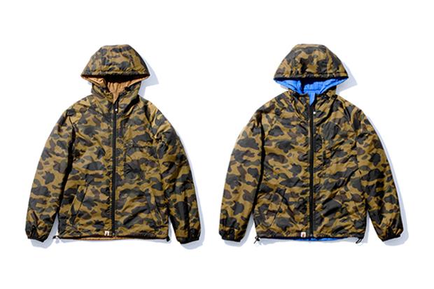 A Bathing Ape x Snugpak Airpak Vest & Snorkel Jacket