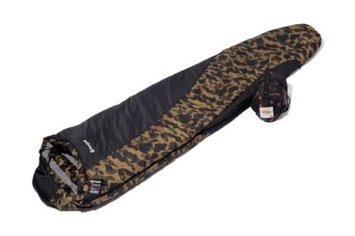 A Bathing Ape x Snugpak SOFTIE TECHNIK Sleeping Bag