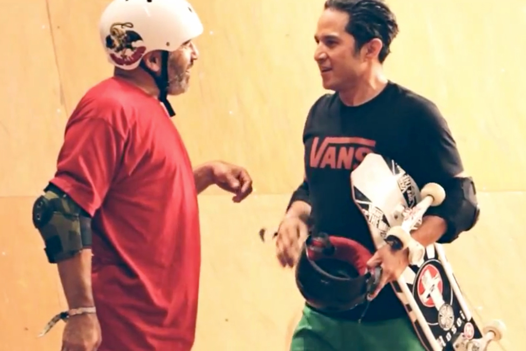 A Conversation with Steve Caballero & Christian Hosoi