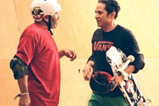 A Conversation with Steve Caballero & Christian Hosoi