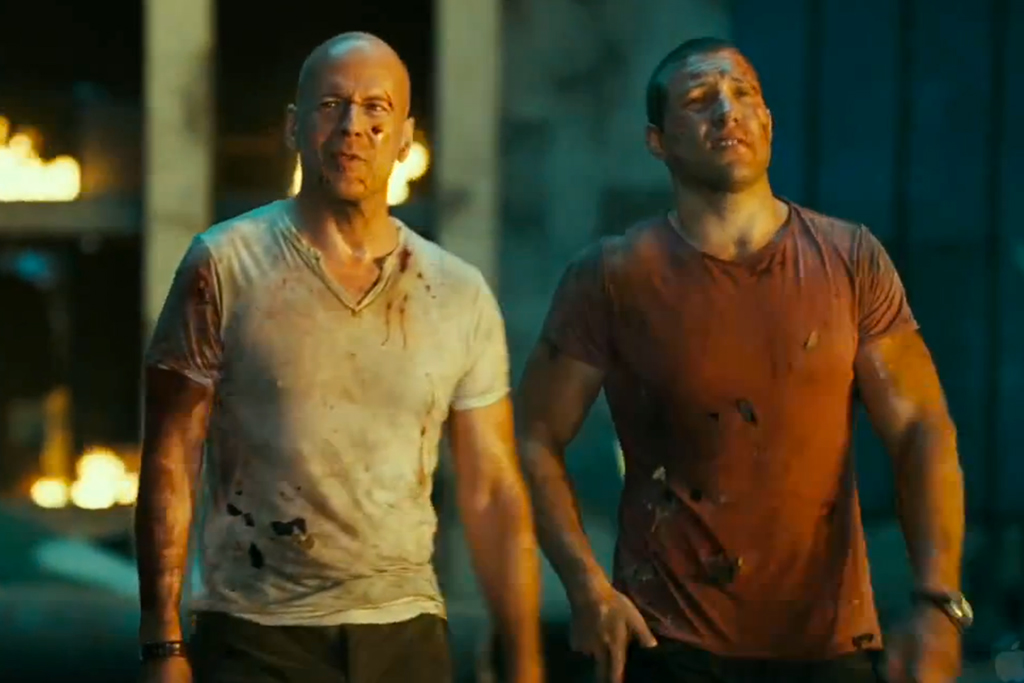 A Good Day To Die Hard Official Trailer
