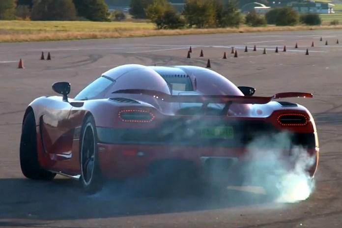 A Look Inside Koenigsegg and Carbon Fiber Construction
