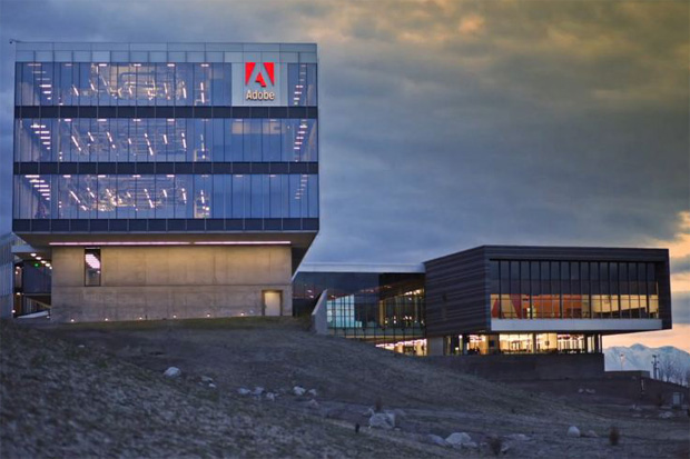 A Look Into the New Adobe Campus in Utah