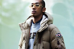 AAPE by A Bathing Ape 2012/13 Fall/Winter Collection Editorial