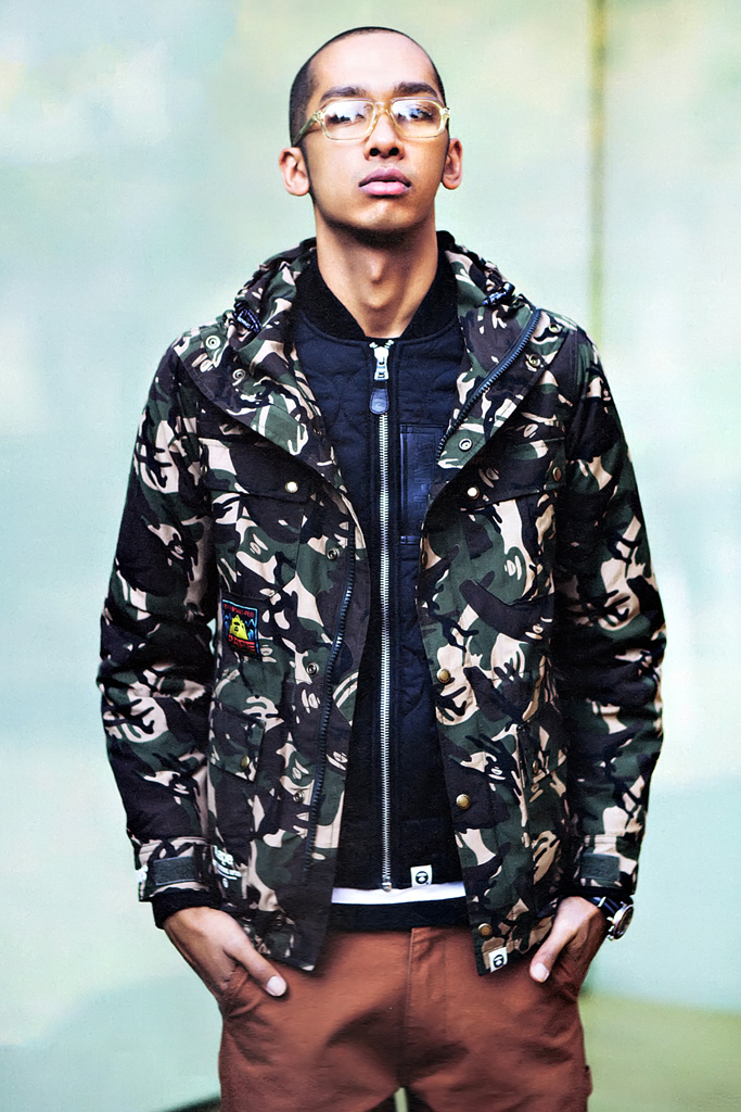 aape by a bathing ape 2012 13 fall winter collection editorial