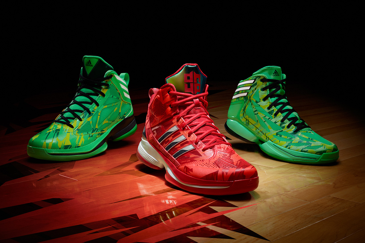 adidas 2013 nba all star footwear collection