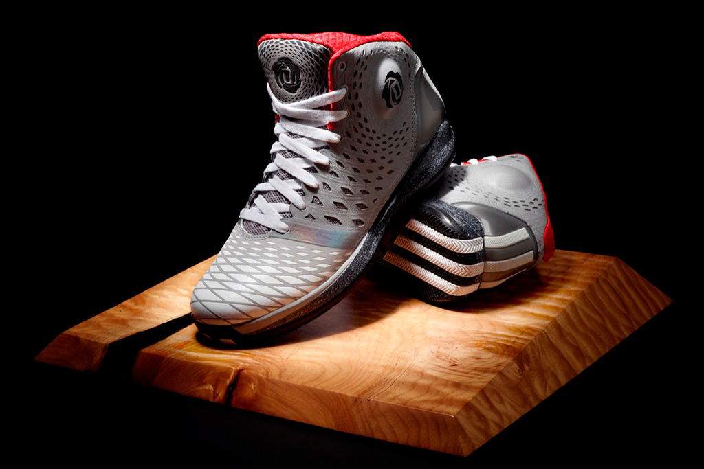 adidas and Derrick Rose Launch the D Rose 3.5