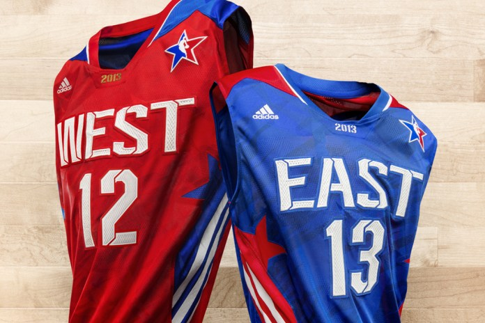 adidas Basketball Unveils 2013 NBA All-Star Uniforms