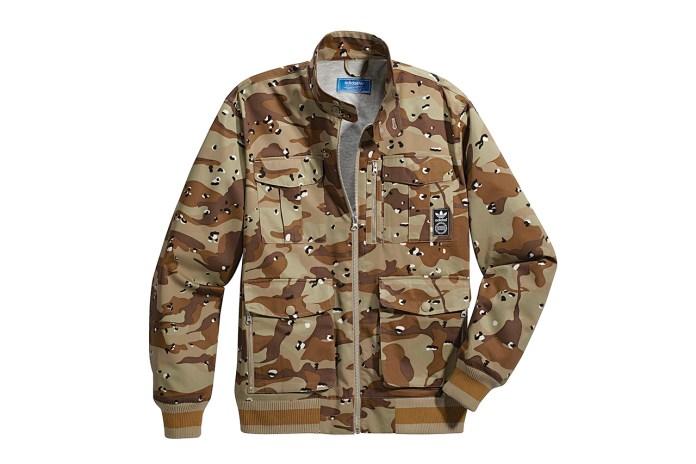 adidas Originals 2013 Spring/Summer Camouflage Pack