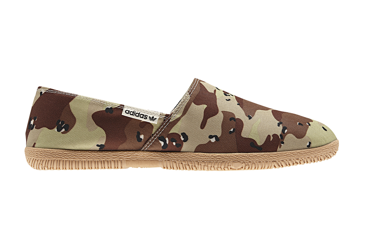 adidas Originals 2013 Spring/Summer Camouflage Pack
