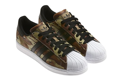 adidas Originals 2013 Spring/Summer SS2 Camo