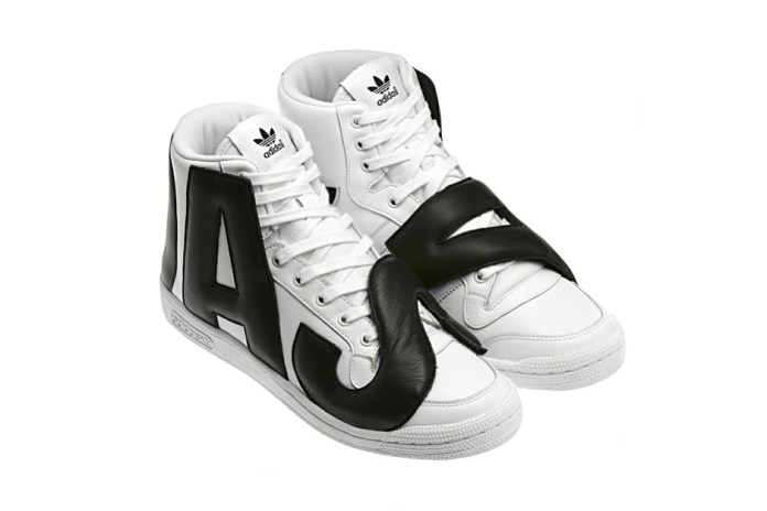 adidas Originals by Jeremy Scott JS P-LETTERS LEATHER