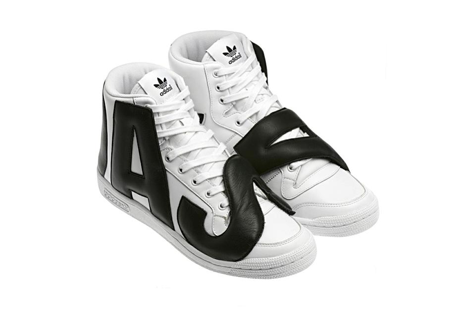 adidas Originals by Jeremy Scott JS P-LETTERS LEATHER