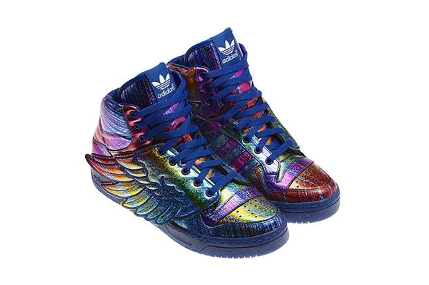 adidas originals by jeremy scott js wings hologram