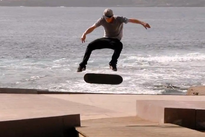 adidas Skateboarding Euro Lines with Dennis Busenitz