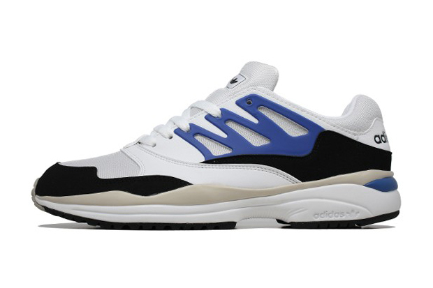 adidas torsion allegra x running white true blue black