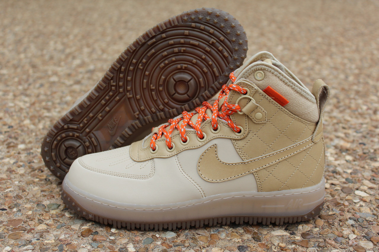 air force 1 duckboot grain starfish