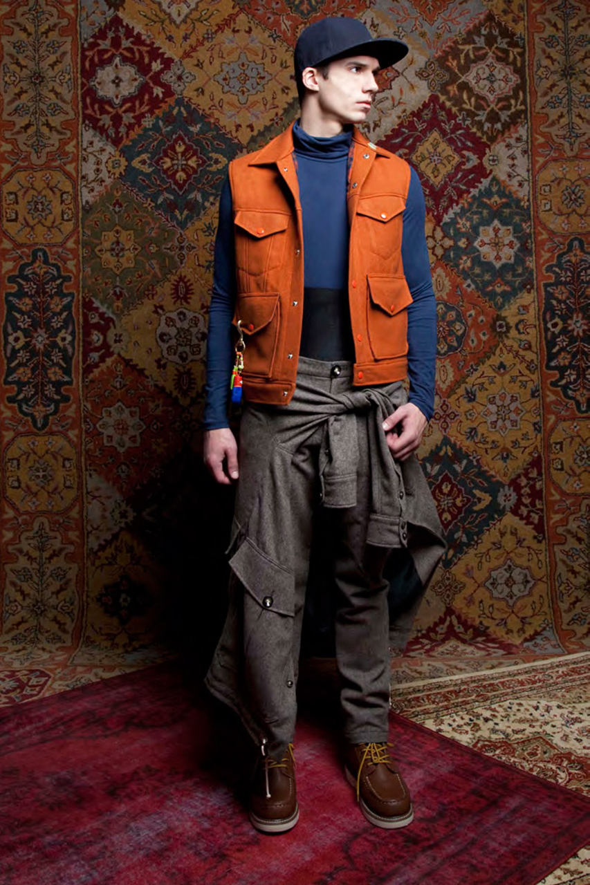 Alder New York 2013 Fall/Winter Lookbook