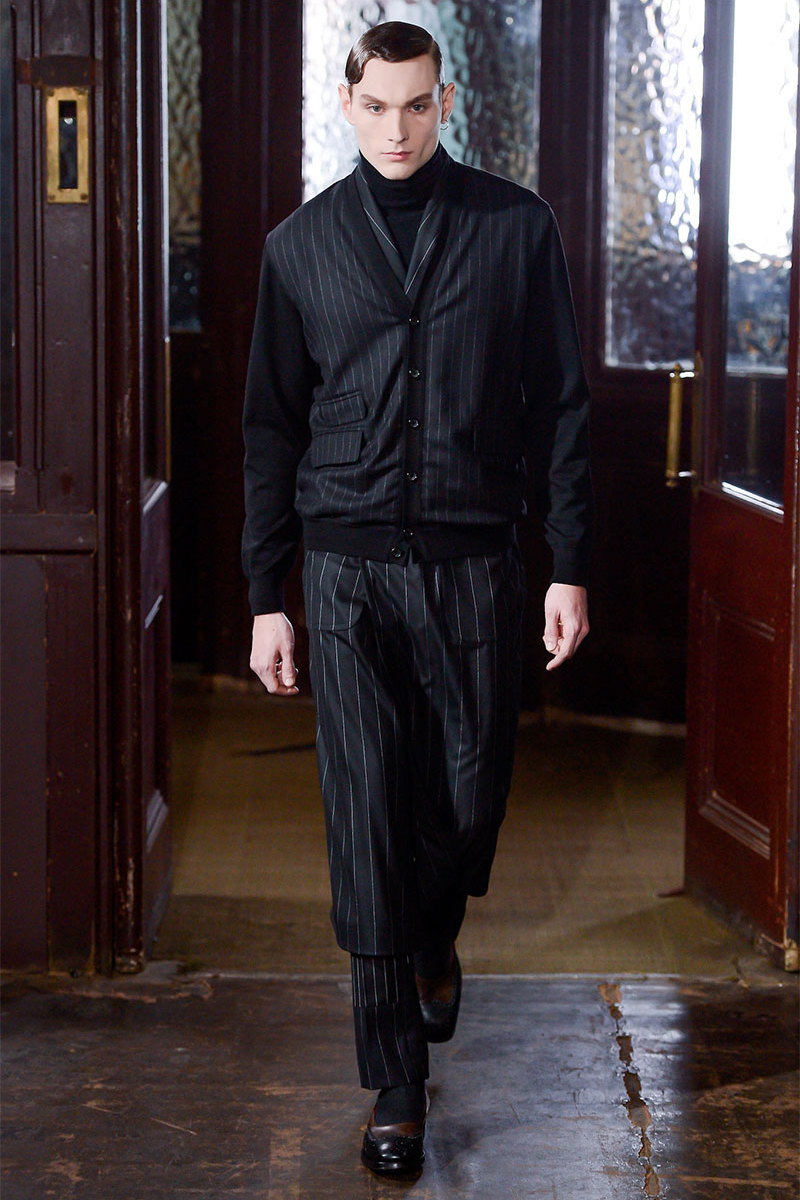 Alexander McQueen 2013 Fall/Winter Collection