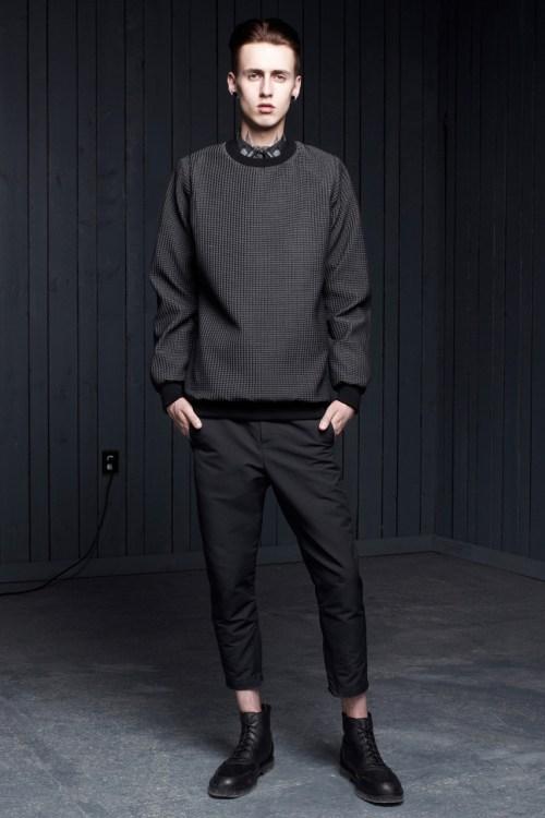 Alexander Wang 2013 Fall Collection