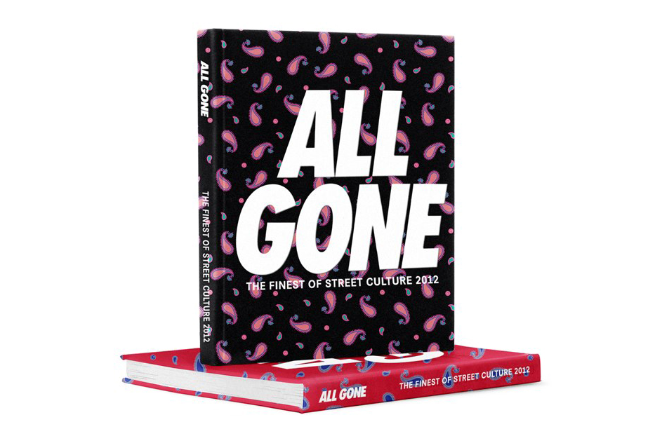 All Gone 2012 Covers