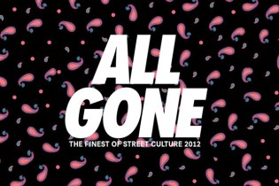 ALL GONE 2012 Paris Launch