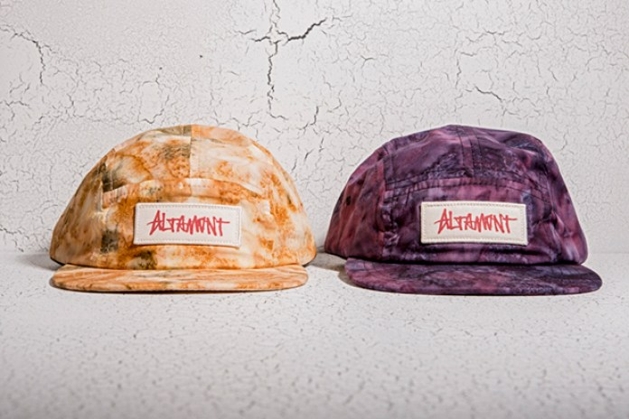 Altamont Hand Dyed Camp Caps