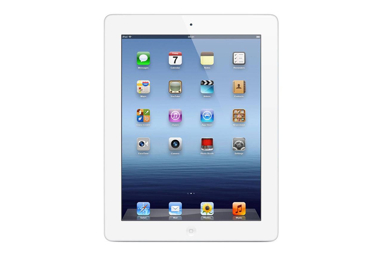 Apple to Introduce a 128GB iPad with Retina Display