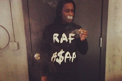 Is an A$AP Rocky x Raf Simons Collaboration in The Works?
