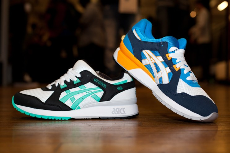 ASICS 2013 Fall GT-Cool Preview @ Agenda NYC
