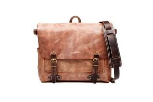 Ateliers Heschung x Bleu de Chauffe Leather Bags Collection