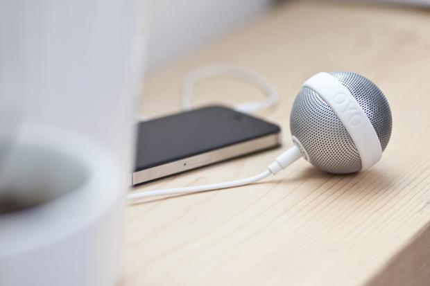 Ballo Portable Speaker by BERNHARD | BURKARD for OYO