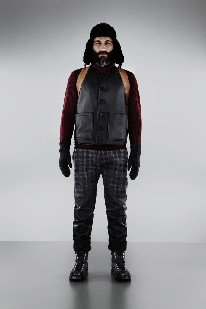 Bally 2013 Fall/Winter Collection