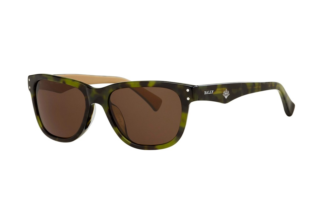 Bally Camouflage Sunglasses