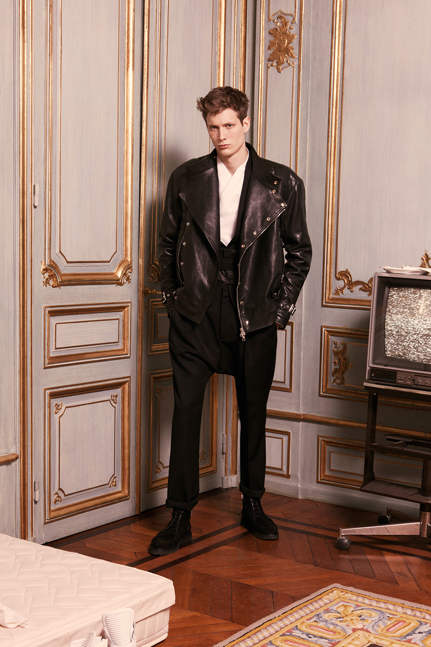 balmain 2013 fall winter collection