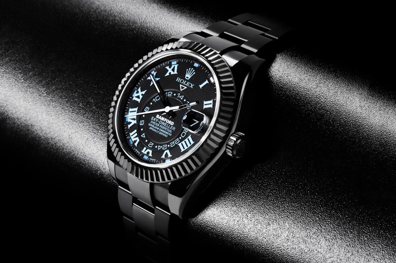 Bamford Watch Department Rolex Sky-Dweller