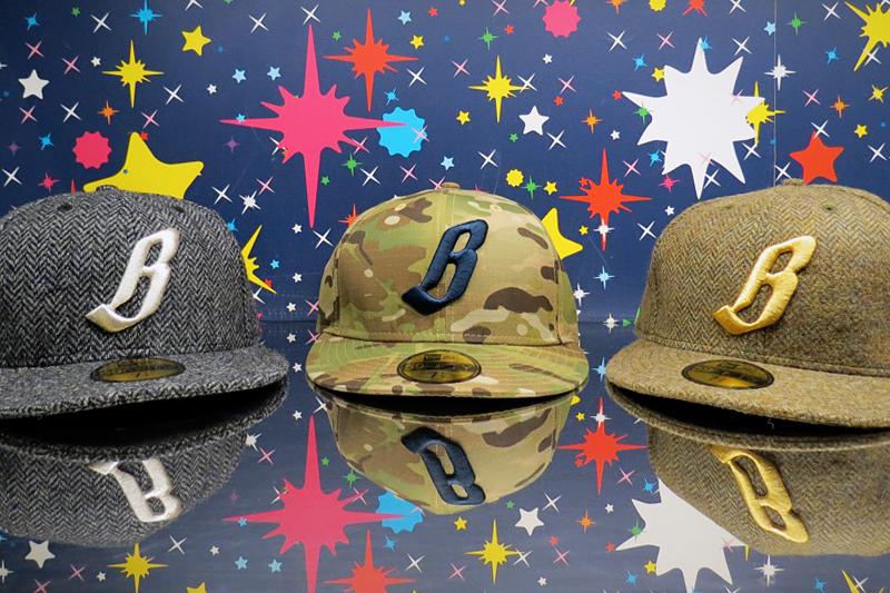 Bee Line for Billionaire Boys Club x New Era NY Store Exclusive Caps