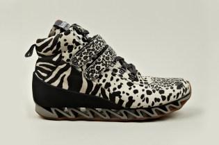 Bernard Willhelm x Camper Toder Safari Print Sneaker