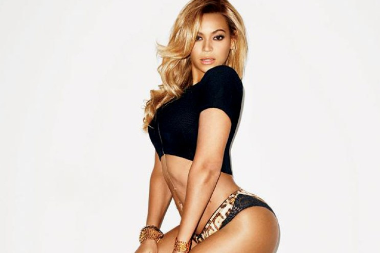 """Beyoncé Named """"Hottest Woman of the 21st Century"""" by GQ for 2013 February Issue"""