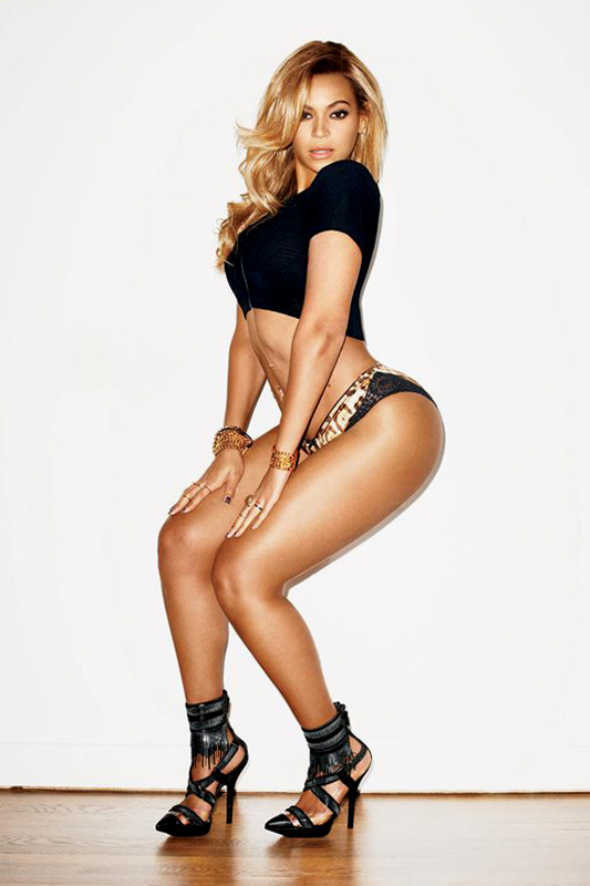 beyonce named hottest woman of the 21st century by gq for 2013 february issue