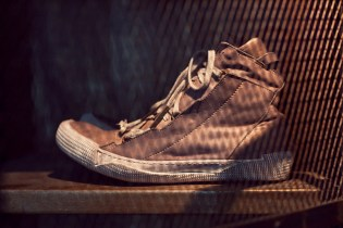 Boris Bidjan Saberi 2012 Fall/Winter BAMBA2-F235 Mid-Top Sneaker