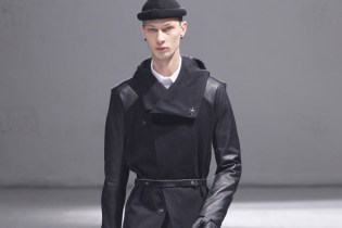 Boris Bidjan Saberi 2013 Fall/Winter Collection