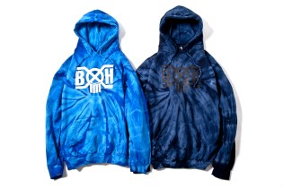 BOUNTY HUNTER 2013 Spring BxH Tie-Dyeing Hooded Parka