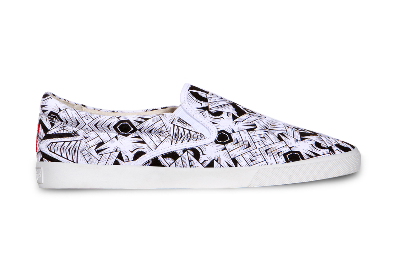 BucketFeet Footwear Combines Art and Philanthropy
